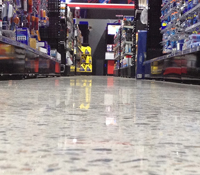 Commercial & Retail | Polished Concrete Floor Specialists Perth